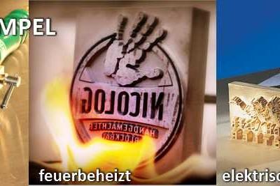 Brennstempel